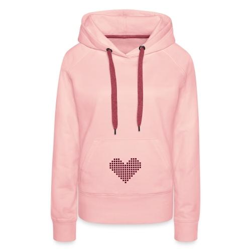 pinkglam - Women's Premium Hoodie