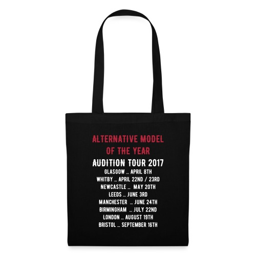 **LIMITED EDITION** Audition Tour 2017 Tee - Tote Bag - Tote Bag
