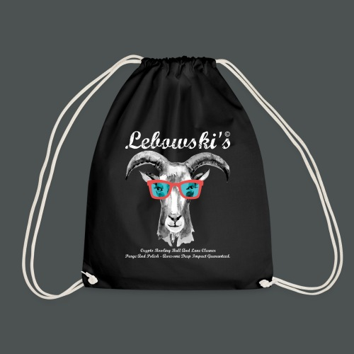 Turnbeutel Branded Lebowski's & GRYN - Turnbeutel