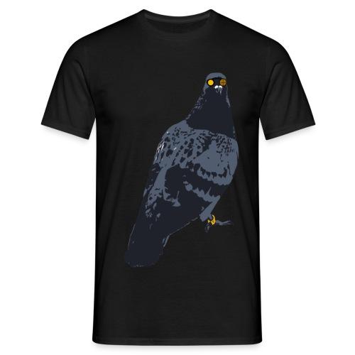 Taube - Männer T-Shirt