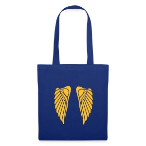 sk uk bag with a wing - Tote Bag