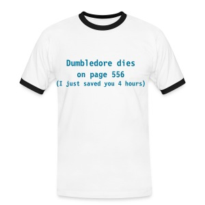 dumbeldore - Men's Ringer Shirt