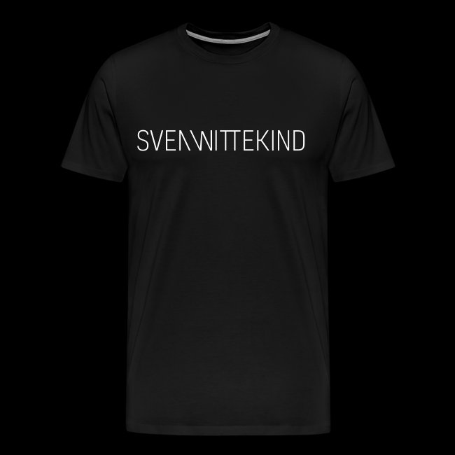 SW Logo T-Shirt - Men (Black)