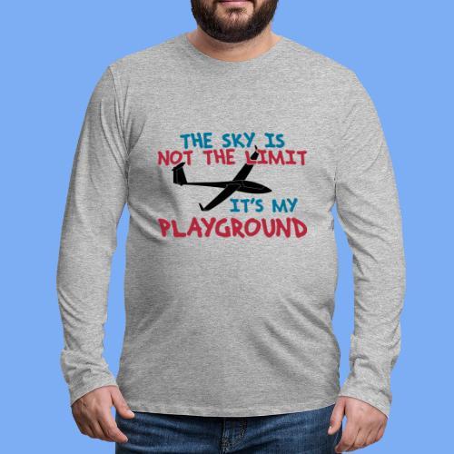 Segelflieger  - Men's Premium Longsleeve Shirt