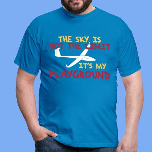 Segelflieger  - Men's T-Shirt