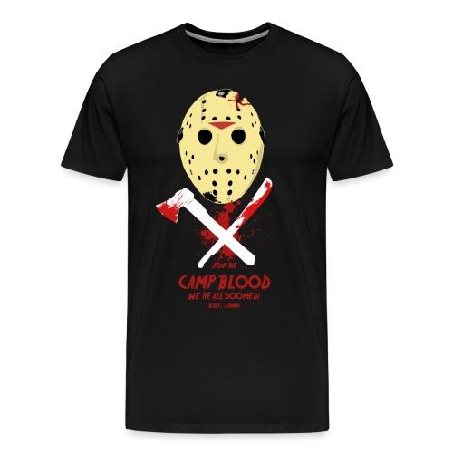Camp Blood - Männer Premium T-Shirt