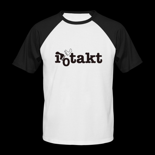 Exklusiv T-shirt I otakt - Kortärmad basebolltröja herr