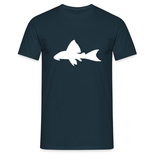 L-malleskjorte enkel type - T-skjorte for menn