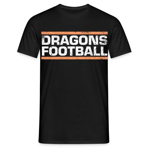 Dragons Football - Mannen T-shirt