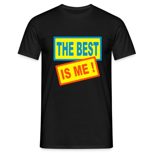 best - T-shirt Homme