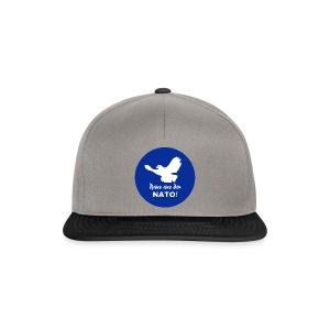 Friedenstaube Cap - Snapback Cap