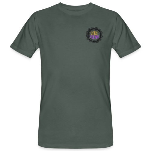 VeroVegan tshirt cotone ecologico - T-shirt ecologica da uomo