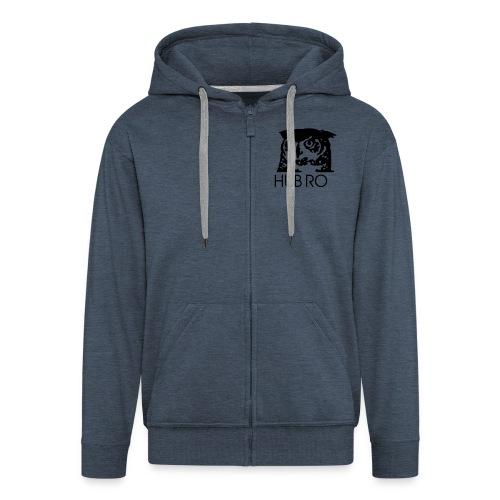vaktgenser-jakke - Premium Hettejakke for menn