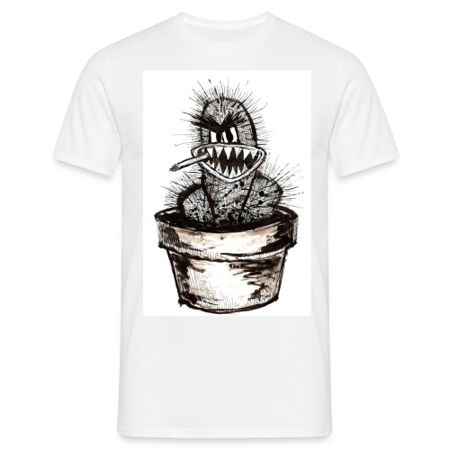 Cactus T-Shirt - Men's T-Shirt