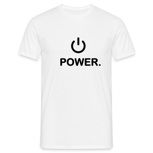 T-shirt Power TP001 - Men's T-Shirt