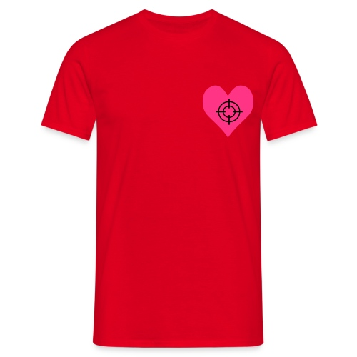 T-shirt Heart Crosslines HC001 - Men's T-Shirt