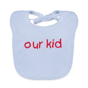 Gallagher kid - Baby Organic Bib