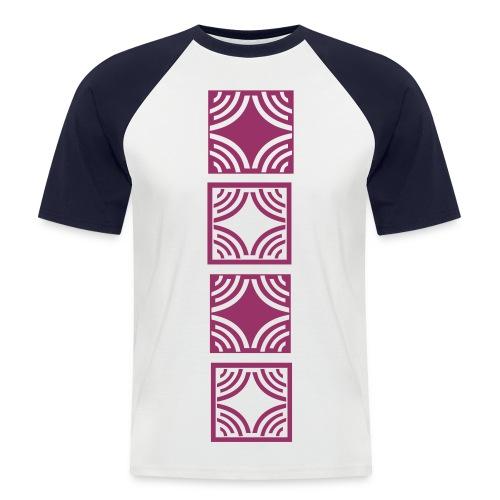 TATTOO T-SHIRT - T-shirt baseball manches courtes Homme
