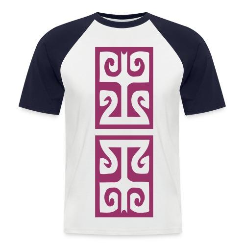 TATTOO TSHIRT - T-shirt baseball manches courtes Homme