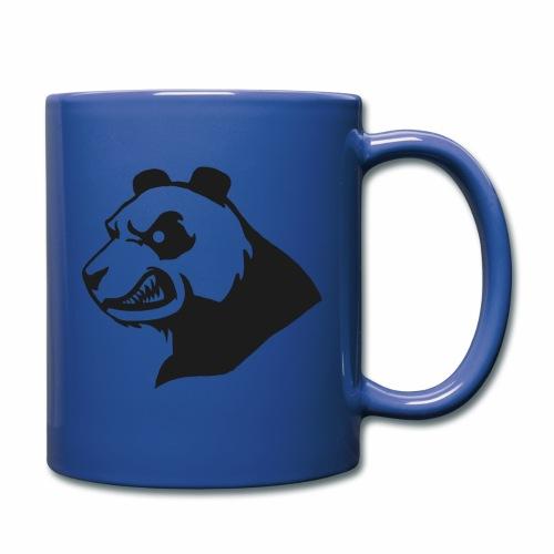 Pandaie Kaffe Kop! - Ensfarvet krus