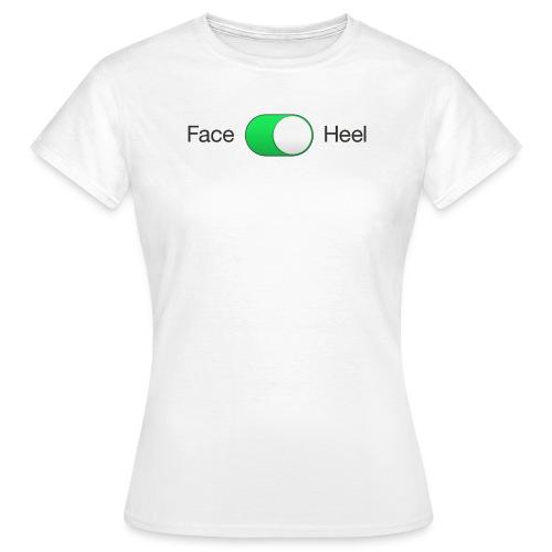 iHeel (Women) - Women's T-Shirt