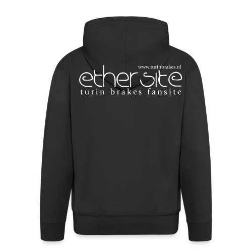 Ether Site Hooded Jacket - Men's Premium Hooded Jacket