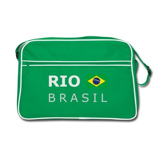 RIO MEU AMOR - Borsa retrò