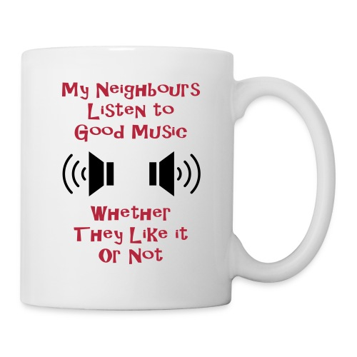 Music and neighbours