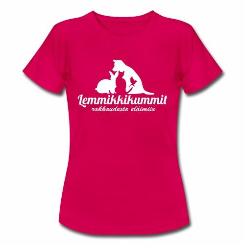 Lemmikkikummit fanipaita - Naisten t-paita