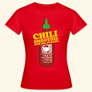 Chili Smoothie - Frauen T-Shirt