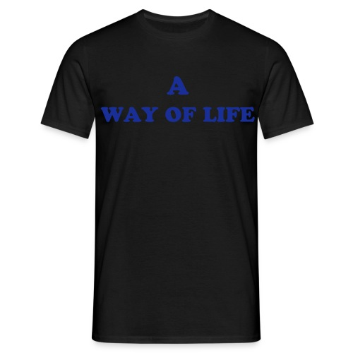 WAY - Mannen T-shirt
