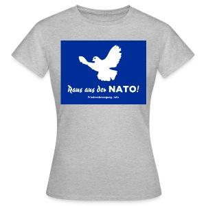 Friedenstaube T-Shirt Frauen - Frauen T-Shirt