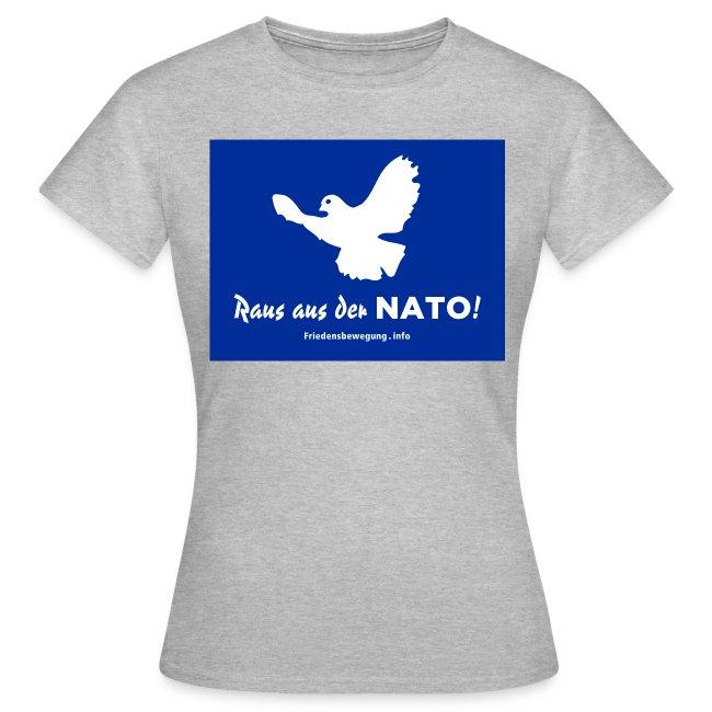 Friedenstaube T-Shirt Frauen