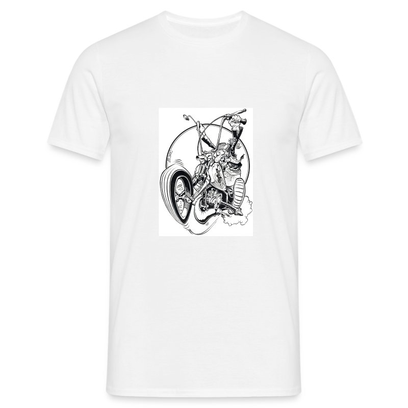 Wild - Coyote - T-shirt Homme