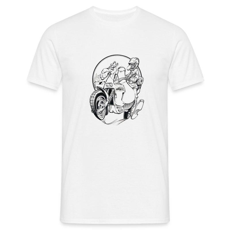 Padak - Coyote - T-shirt Homme