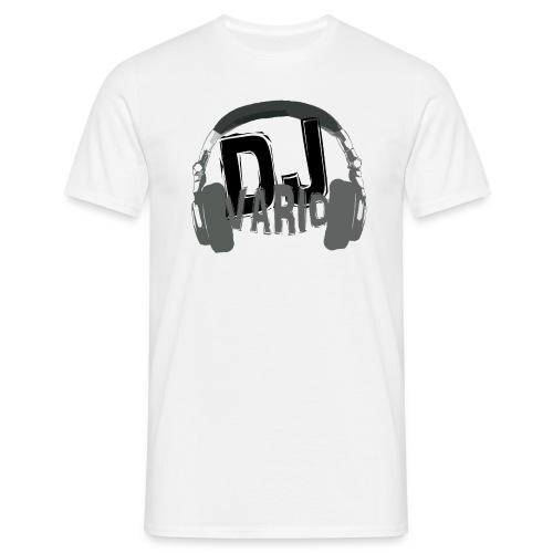 T-shirt MC Homme Dj VARIO - T-shirt Homme