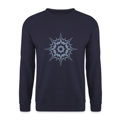 Psy Splash (silver) - Men's Sweatshirt - Männer Pullover