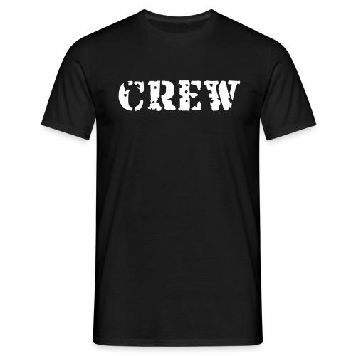 Crew shirt - Mannen T-shirt