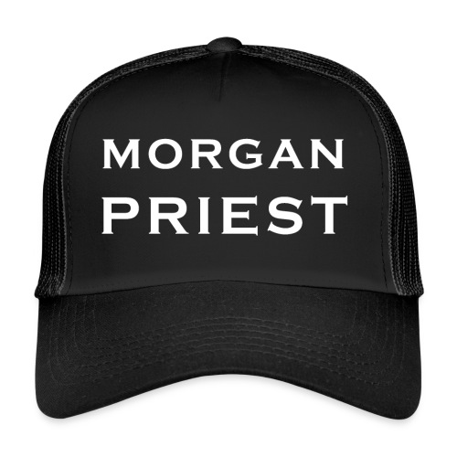 CASQUETTE MORGAN PRIEST - Trucker Cap