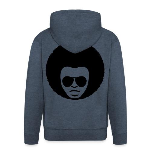 Afroman - Miesten premium vetoketjullinen huppari