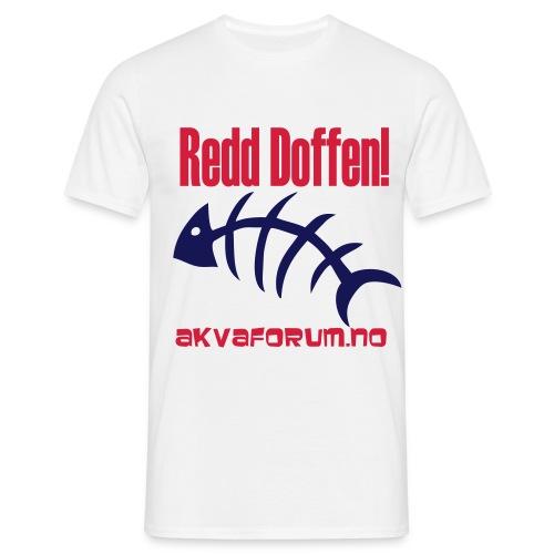 Redd Doffen - NY!  - T-skjorte for menn