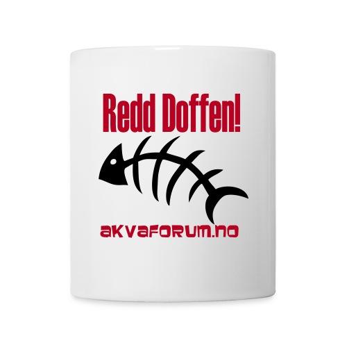 Redd Doffen - krus - Kopp