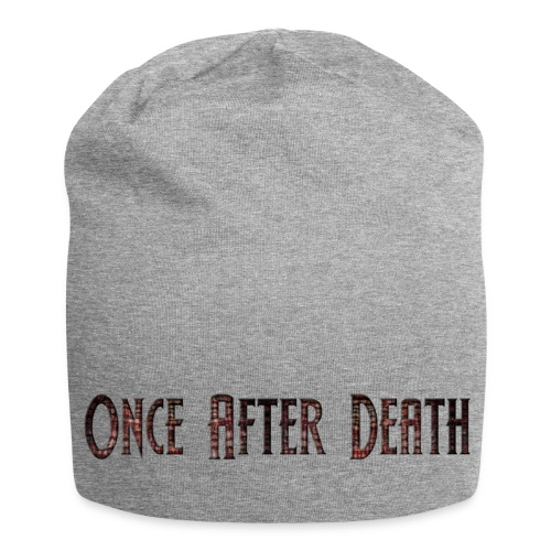 ONCE AFTER DEATH-Beany - Jersey-Beanie