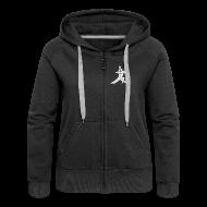 Pullover & Hoodies ~ Frauen Premium Kapuzenjacke ~ Individuelle TSC Kapuzenjacke mit deinem Namen