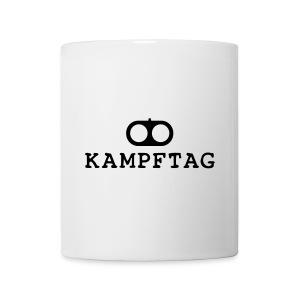 Kampftag Pott - Tasse
