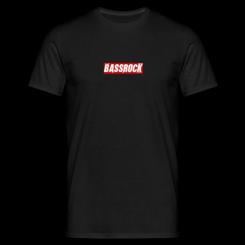 DJT.O BASSROCK SHIRT BLACK - Männer T-Shirt