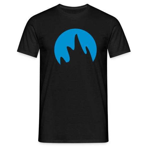Tee-shirt (bleu clair) - T-shirt Homme