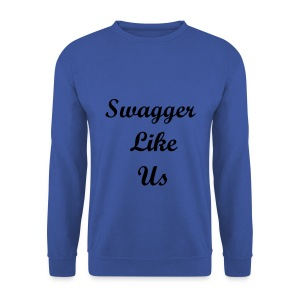 Swagger Like Us Sweet Shirt (Red) - Men's Sweatshirt