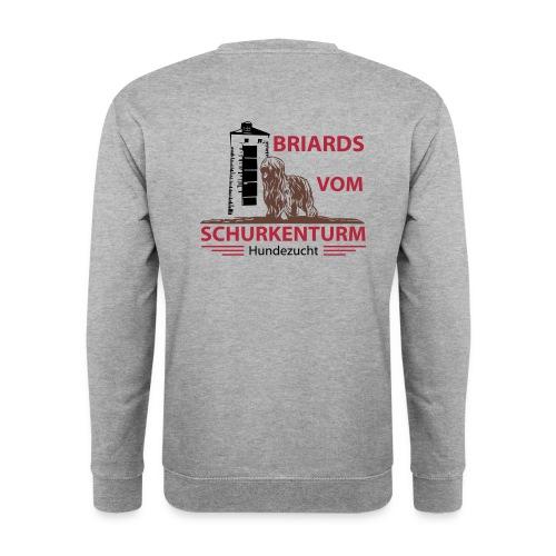Briards vom Schurkenturm - Männer Pullover