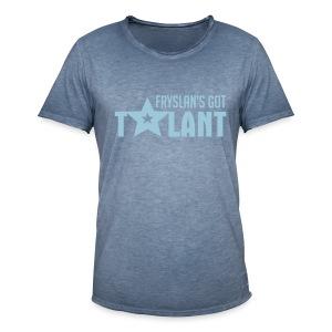 Talant - Mannen Vintage T-shirt